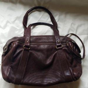 BCBGirls Bags - BCB Girls hand Bag leather